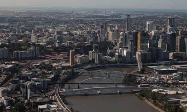 Go-Between Bridge in Brisbane