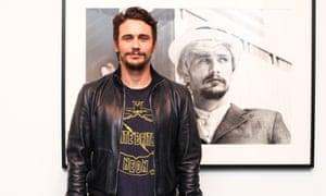 James Franco New Film Stills
