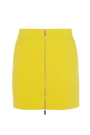 Fashion wish list: yellow skirt