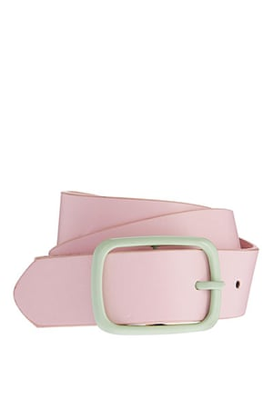 Fashion wish list: pink belt