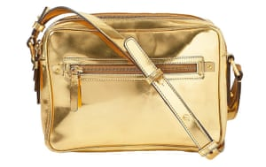 Fashion wish list: gold bag