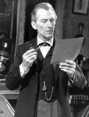 A Study in Scarlet, Peter Cushing