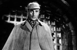 The Hound of the Baskervilles. Basil Rathbone