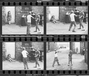 Danny Lyon: Hyde Park, Chicago, 1960
