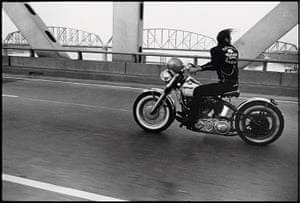 Danny Lyon: Crossing the Ohio, Louisville, 1966