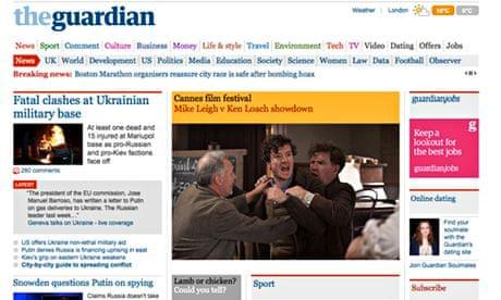 best online dating sites guardian