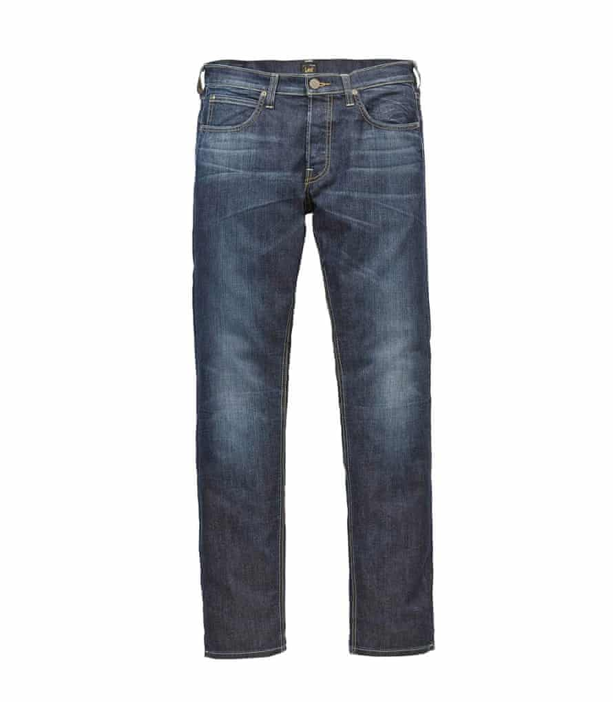 Jeans, from £75, lee.com