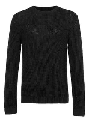 Black jumper £32 topman.com
