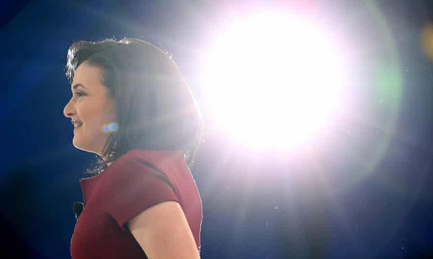 Facebook COO Sheryl Sandberg l