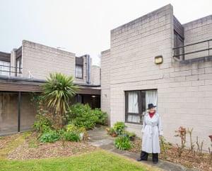 Modern marvel … Architect Kate Macintosh revisits 269 Leigham Court Road.