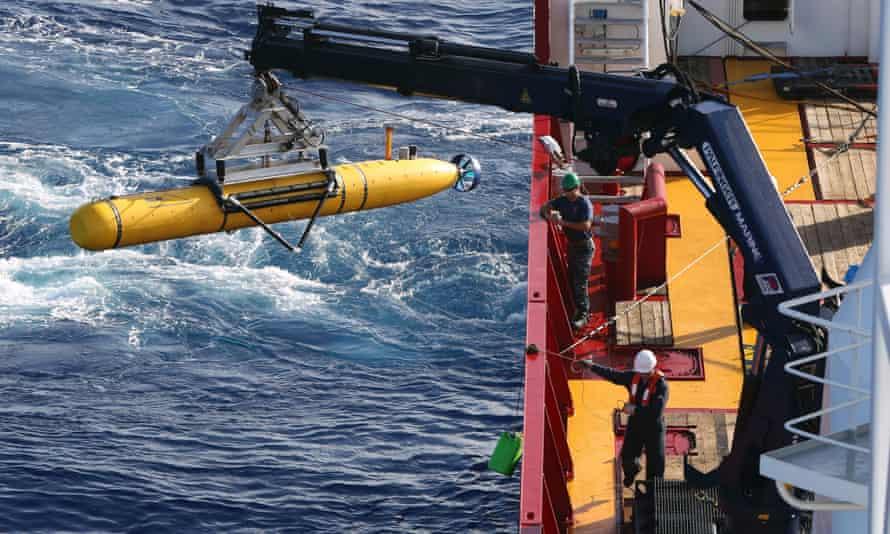 Bluefin-21 Autonomous Underwater Vehicle