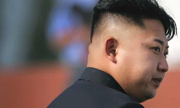 North Korean leader Kim Jong-un visits cemeteries for the Korean People's Army (KPA).