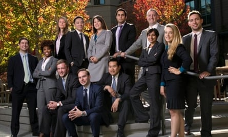 Berkeley MBAs