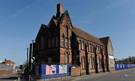 Adderley primary school in Birmingham