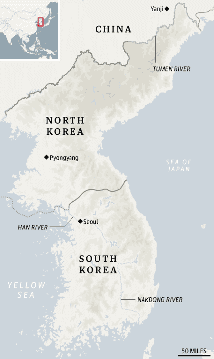 North Korea: the new generation losing faith in the regime