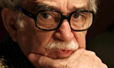 Gabriel García Márquez in Monterrey in 2007 Gabriel García Márquez