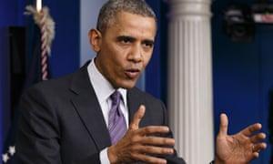 Obama: positive assessment.