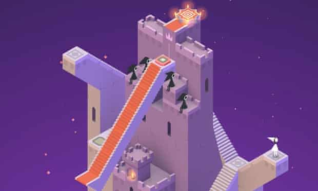 Monument Valley has been a hit on iPhone and iPad.