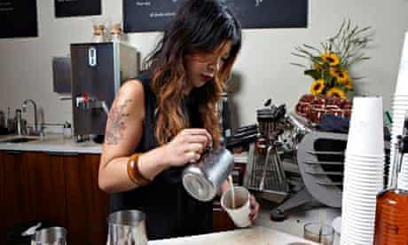 Stumptown Espresso, Seattle