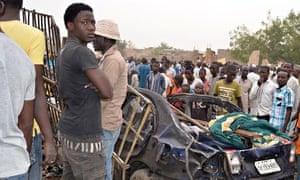 NIGERIA UNREST