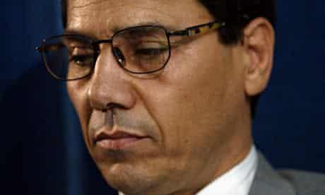 Human rights lawyer Abdolfattah Soltani