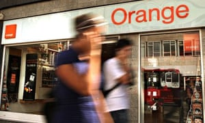 EE phases out Orange brand in UK