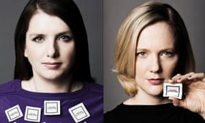 Alison McGovern (left) and  Stella Creasy want a fashion revolution