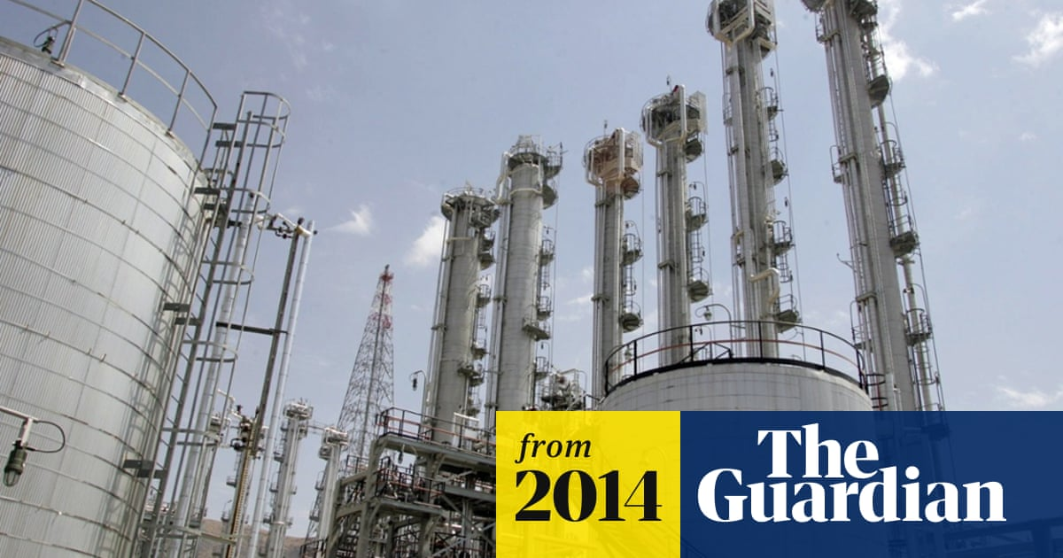 Iran state TV says dispute over Arak nuclear plant