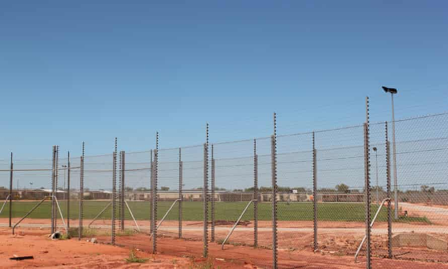 curtin detention centre