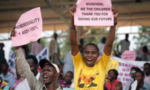 Uganda throws a party to celebrate passing of anti-gay law | World