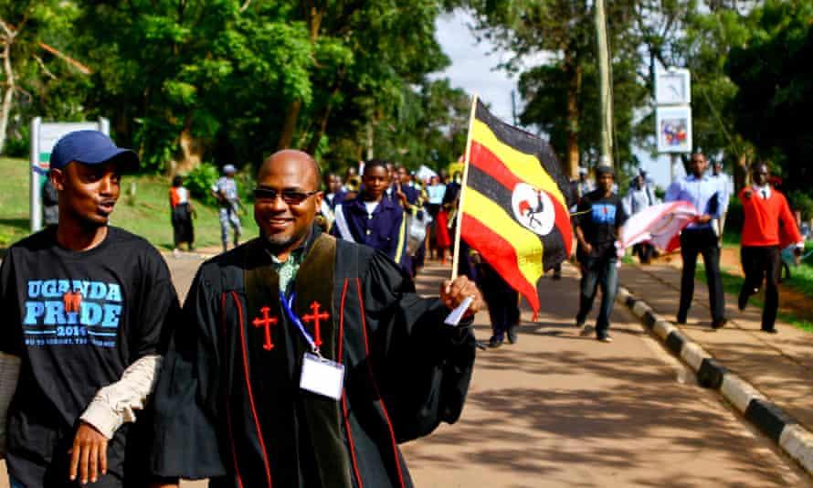 Martin Ssempa anti-gay activist in Uganda