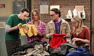 The Big Bang Theory …ratings steamroller.