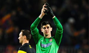 39e45866868 Thibaut Courtois hailed as  best in the world  but does future lie ...
