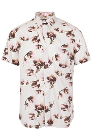 French Connection Magnolia Field Shirting £35.00