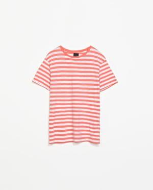 T-shirt £12.99 zara.com