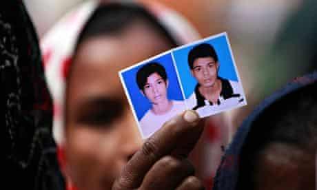 Demand for compensation of Rana Plaza victims