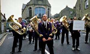 Waves of sympathy for devastated communities' …  Pete Postlethwaite in Brassed Off.