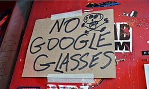 San Francisco bars ban Google Glass