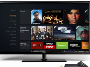 Amazon Fire TV isn't the living room of the future you're looking