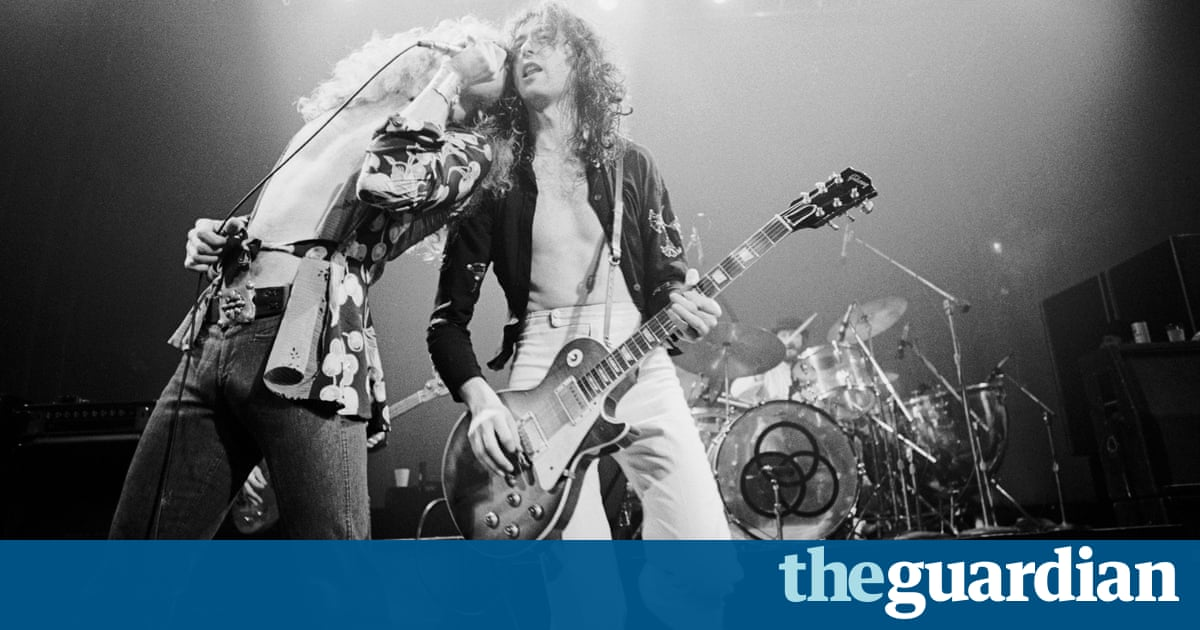 Led Zeppelin: hear an unreleased version of Good Times Bad ...