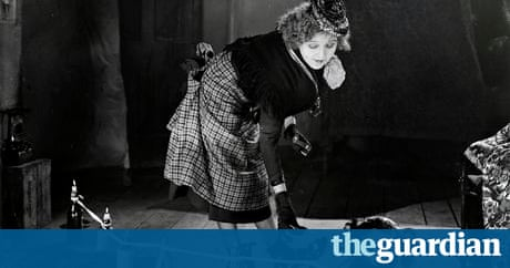 Lost British silent film classic Love, Life and Laughter found in Dutch archive   Global   The Guardian