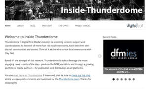 thunderdome project