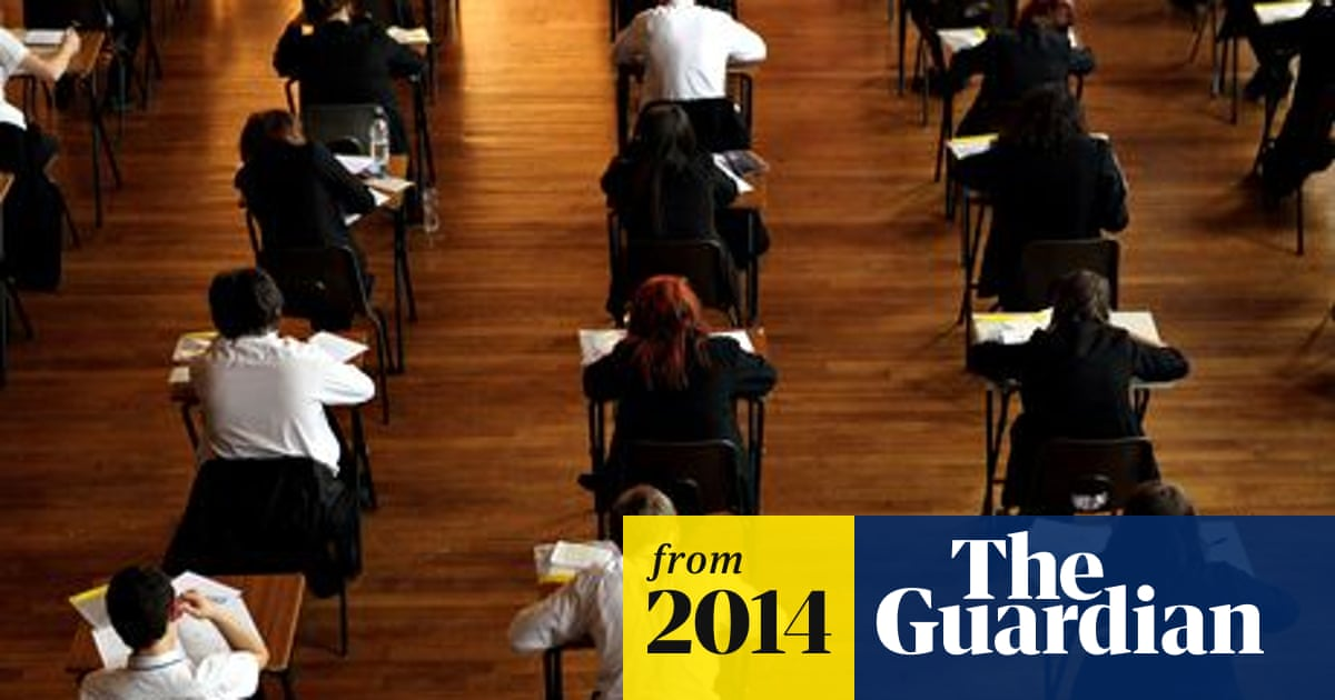 Tougher Marking Of GCSEs Will Peg Grades To Chinese Students