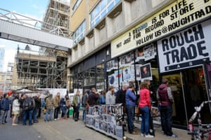 Record Store Day At Rough Trade East A Vinyl Fiesta