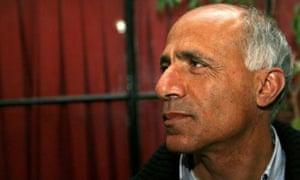 Israeli nuclear whistleblower Mordechai Vanunu