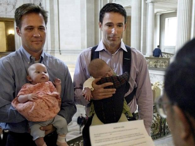 History of discrimination against children of single parents?