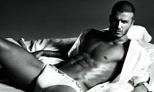 Armani underpants Beckham, Armani underpants