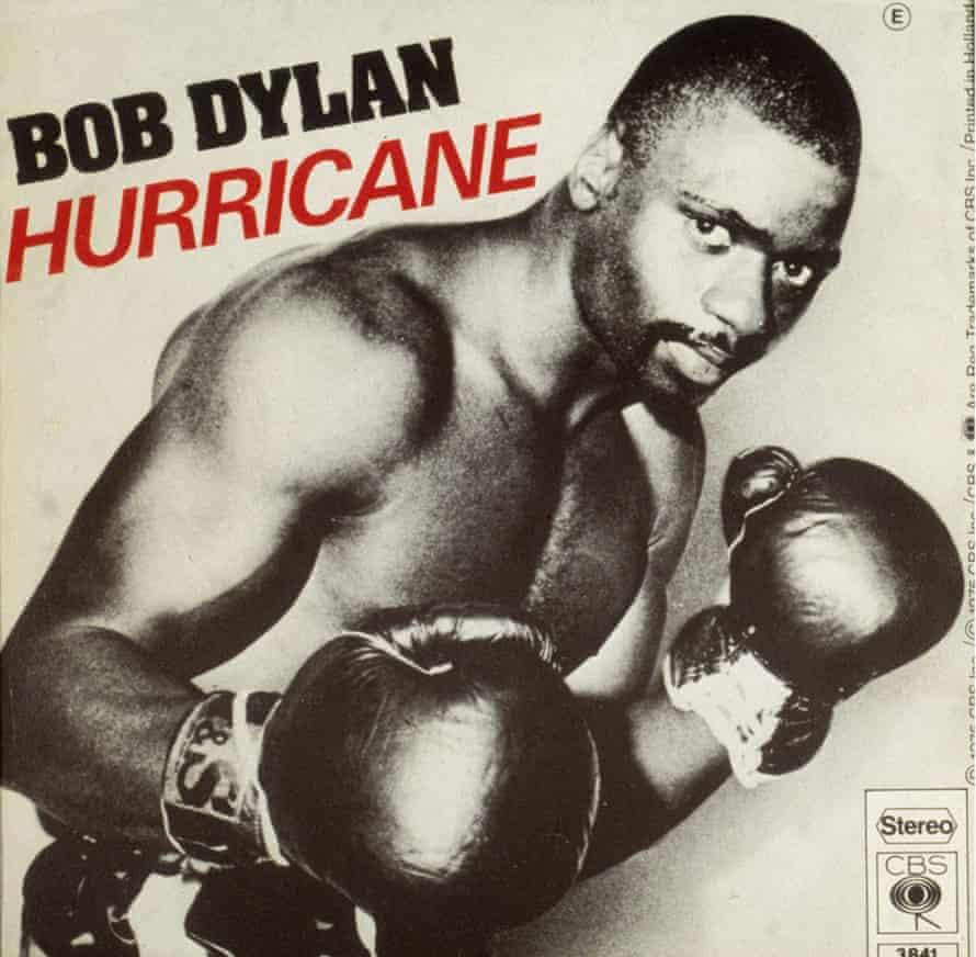 Bob Dylan, Hurricane