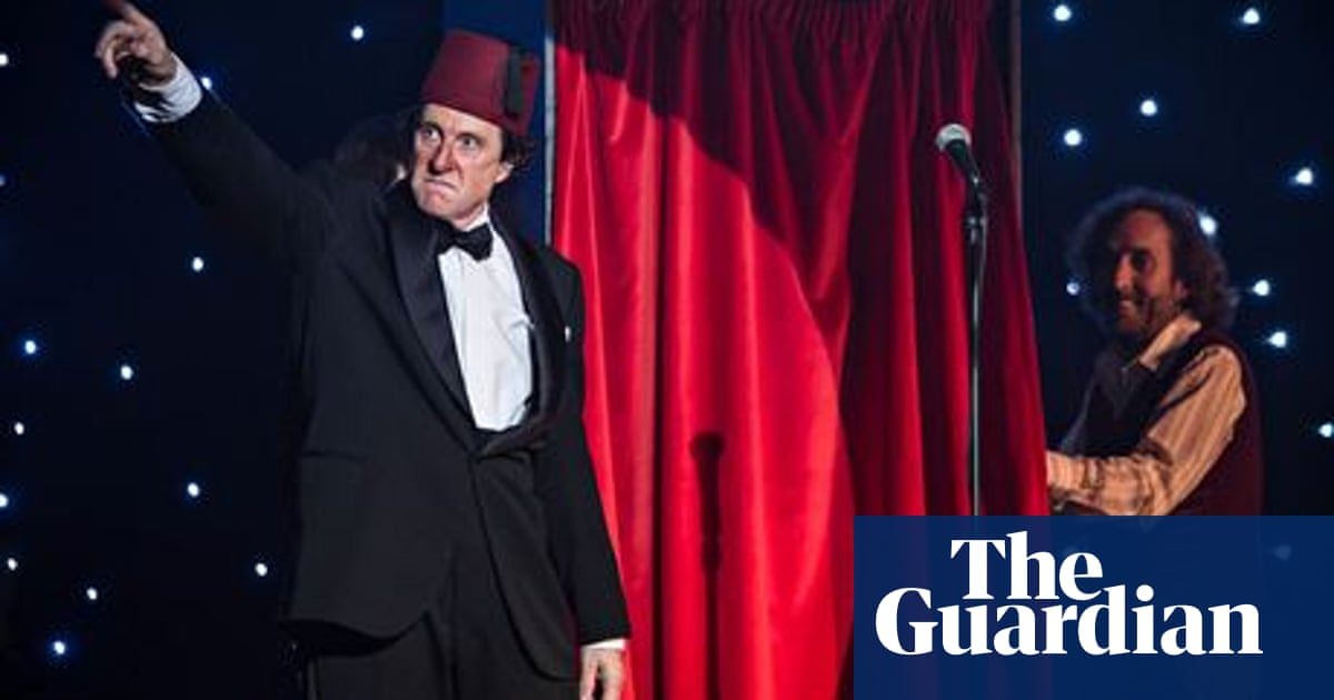 10f644b3298e4e Tommy Cooper: Not Like That, Like This; Jamaica Inn – TV review. David  Threlfall ...