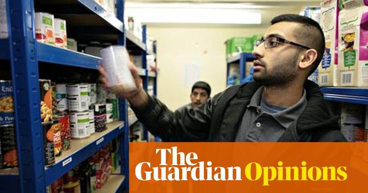 Lets Take Politics Out Of The Food Banks Debate John Glen